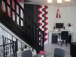 tapisserie salon salle a manger peinture salon salle manger with contemporain salon tapisserie