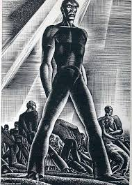 Wild Pilgrimage 1932 By Lynd Ward 1905 1985 United States
