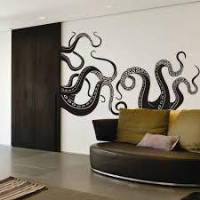 amazon com vinyl kraken wall decal octopus tentacles wall sticker