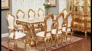 Italian Dining Table And Chairs Sets