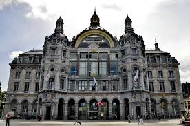 100 Where Is Antwerp Located EnCentraal Railway Station Wikipedia