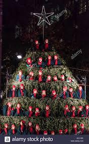Bellevue Singing Christmas Tree by The Singing Christmas Tree Christmas Lights Decoration