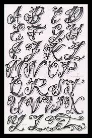 Hip Hop Bubble Letter Graffiti Tattoo All Sizes