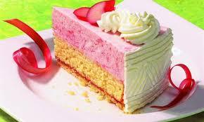 rhabarber sahne torte