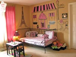 Paris Decorations For Bedrooms Girls Roombest Bedroom Decor Extraordinary Themed Sale Pink At