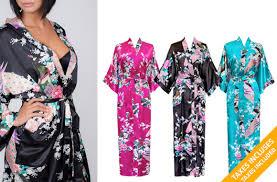kimono robe de chambre femme tuango 24 99 pour votre choix de robe de chambre kimono