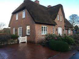 100 What Is Semi Detached House A Thatched Semidetached House With Parking Space For Up To 2 Cars RisumLindholm