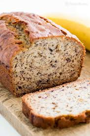 Banana Bread Recipe With Video