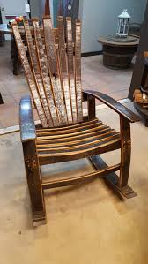 Front Porch Rocking Chair — King Barrel