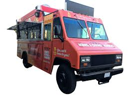 Gyros Food Truck By Kareem Carts Manufacturing Company