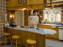 Look At The Kitchen Style That Don Once Shared With Betty As You Can Seethis Has A Totally Different Feelthe 60s Decor Was Constantly Changing