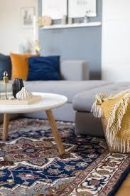 wohnzimmer blau beige caseconrad