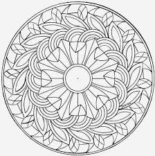Draw Free Mandala Coloring Pages 89 On For Adults With