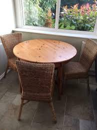 Wooden Kitchen Table | In Morpeth, Northumberland | Gumtree