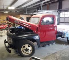 100 50 Ford Truck 19 F4 Flatbed Auctions Online Proxibid