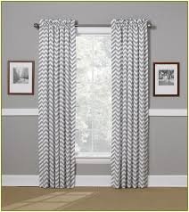 wall decor ironing green and white chevron curtains