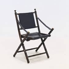 Oak & Leather Campaign Folding Chair, 1920s | #79747 Vintage Leather Rocking Chair Jack Rocker In Various Colors Burke Decor Uhuru Fniture Colctibles Folding 125 Chairs Armchairs Stools Archivos Moycor West Coast Fruitwood Folding Chair With Leather Seat Lutge Gallery By Ingmar Relling For Westnofa 1960s And Wood Boat Angel Pazmino Lounge Muebles De Estilo Spanish Ralph Co Midcentury Modern Costa Rican Campaign Antique Upholstered Flippsmart