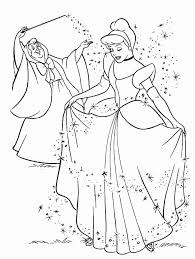 Free Downloadable Disney Princesses Coloring Pages Sheets Cinderella For Kids And