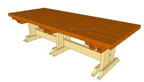 Plans For Wooden Patio Table by Outdoor Patio Furniture Plans Quick Woodworking Projects With