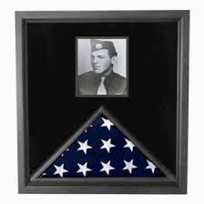Flag And Medal Case