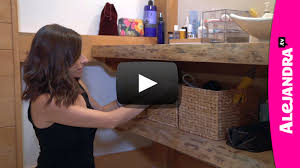 VIDEO]: Bathroom Organization & Storage Ideas Small Space Bathroom Storage Ideas Diy Network Blog Made Remade 41 Clever 20 9 That Cut The Clutter Overstockcom Organization The 36th Avenue 21 Genius Over Toilet For Extra Fniture Sink Shelf 5 Solutions For Your Rental Tips Forrent Hative 16 Epic Smart Will Impress You Homesthetics
