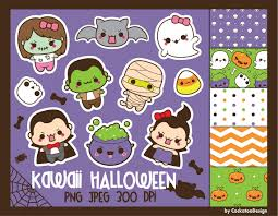 Mcdonalds Halloween Buckets Commercial by 50 Off Halloween Clipart Kawaii Halloween Clip Art Kawaii