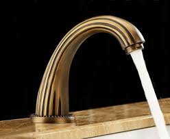 Touchless Bathroom Faucet Bronze by Ada Commercial Bathroom Sink Faucets Residential Bathroom Sink