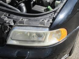2000 2005 audi a4 headlight replacement via headlight assembly