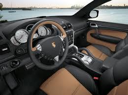 2010 Porsche Cayenne Turbo S Two Tone Interior