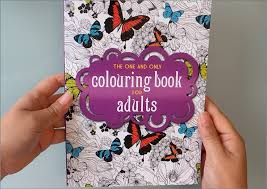 The One And Only Colouring Book For Adults