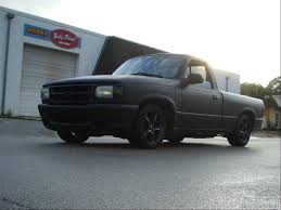 1994 Mazda B-Series Pickup Regular Cab Specifications, Pictures, Prices