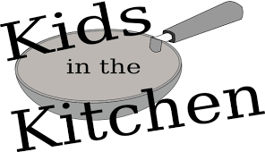 Kids In The Kitchen Pan Logo Clip Art At Clker
