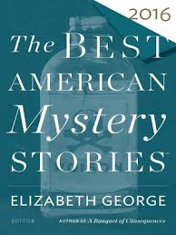 Cover Image Of The Best American Mystery Stories 2016