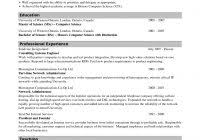 Charming Sample Teaching Resumes Ontario For Your Experienced Teacher Resume Of