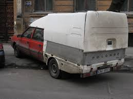 File:Daewoo-FSO Polonez Truck Plus ROY 1.6 I On Studecka Street In ...