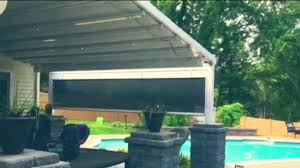 How Do Pergola Awnings Work? Outdoor Living Expert - YouTube Castlecreek Retractable Awning 234396 Awnings Shades At Miami Motorized The Company Residential Commercial Awntech 24 Ft Key West Manual 120 In Latest Canopy Installation News Near Wakefield Ma Sunspaces Jackson Nj 08527 By Shade One Aleko Youtube For Wind Rain All Itallations Repairs Springfield Oh
