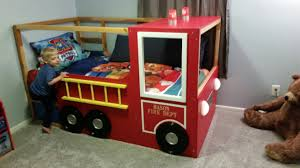 Ikea Hack Firetruck Bed | Mason's Room | Pinterest | Ikea Hack, Room ... Kidkraft Firetruck Step Stoolfiretruck N Store Cute Fire How To Build A Truck Bunk Bed Home Design Garden Art Fire Truck Wall Art Latest Wall Ideas Framed Monster Bed Rykers Room Pinterest Boys Bedroom Foxy Image Of Themed Baby Nursery Room Headboard 105 Awesome Explore Rails For Toddlers 2 Itructions Cozy Coupe 77 Kids Set Nickyholendercom Brhtkidsroomdesignwithdfiretruckbed Dweefcom Carters 4 Piece Toddler Bedding Reviews Wayfair New Fniture Sets