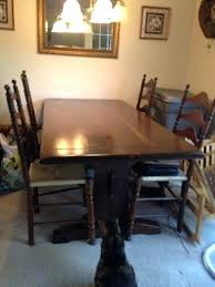 ethan allen dining room sets used table leaf furniture set