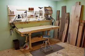 A Modest Shop Heres Proof That You Dont Need Lot Of Space To Enjoy Hand Tool Heaven On Budget
