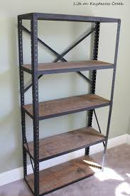 Industrial Shelf Archives - Life On Kaydeross Creek Barn Bookshelf Guidecraft G98058 How To Make Wall Shelves Industrial Pipe And Wal Lshaped Desk With Lawyer Loves Lunch Build Your Own Pottery Closed Bookshelf With Glass Front Lift Doors Like A Library Hand Crafted Reclaimed Wood By Taj Woodcraft Llc Toddler Bookcases Pottery Barn Kids Wood Bookcase Fniture Home House Bookcase Unbelievable Picture Units Glamorous Tv Shelf Bookcasewithtv Kids Wooden From The Teamson Happy Farm Room Excellent Ladder Photo Ideas Tikspor Ana White Diy Projects