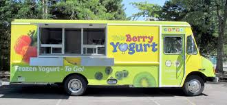 First Frozen Yogurt Truck For Orange Leaf In SD | Frozen Yogurt ... Frozen Yogurt Truck Usa Stock Photo 81549883 Alamy Yogurt Business Plan Images Concept Template Truck Geospy The Peachwave Trucks Pinterest Yogo Frozen In Front Of Brooklyn Museum Food Ccession Trailer And Food Truck Gallery Advanced Ccession Trailers Menchies Menchiestruck Twitter Kicks Phoenix Roaming Hunger And Ice Cream In New York City On Southbank Walk Ldon Editorial Captain America Yogurtystruck Yogurtys Froyo An Organic Parked The Long Island Toronto