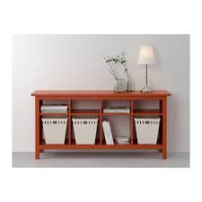 hemnes console table white stain hemnes console tables and