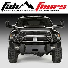100 Truck Front Bumpers Fab Fours Pre Runner HD Winch Bumper 20102018 Dodge Ram 2500