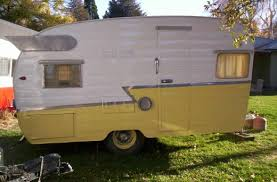 1963 Shasta Travel Trailer
