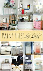 Paint This IKEA Hacks It All Started With Paint