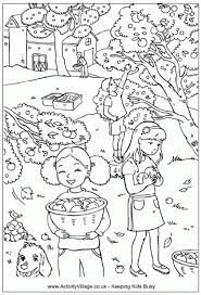 Apple Colouring Page Regarding Www Activity Village Coloring Pages
