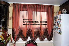 Kitchen Curtain Ideas Pictures by Largest Catalog Of Kitchen Curtains Designs Ideas 2016