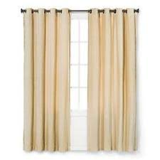 Grey Velvet Curtains Target by Threshold Curtains Drapes And Valances Ebay