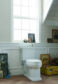 Kohler Tresham Pedestal Sink 30 by Positively Preppy Bathroom Kohler Ideas