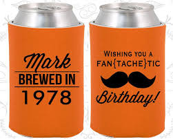 299 best 2016 birthday koozies 2 images on pinterest coolers